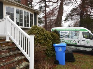 Water Damage Cleanup Cambridge MA